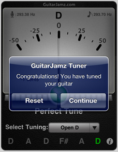 guitarjamz epic chromatic tuner chromatic tuner. Black Bedroom Furniture Sets. Home Design Ideas