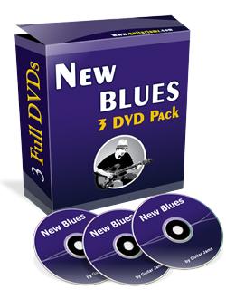 GuitarJamz Blues DVDS: Secret Weapon to Blues Domination